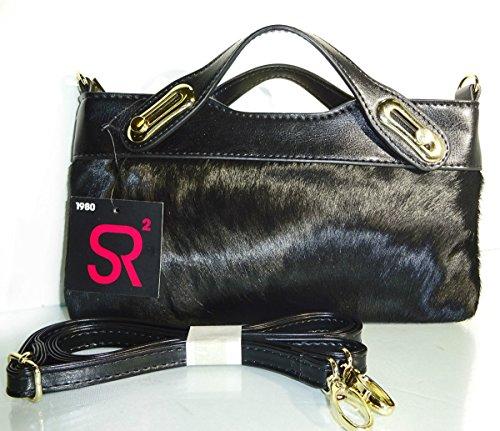 sondra-roberts2-grab-n-go-hair-calf-clutch-w-strap-black