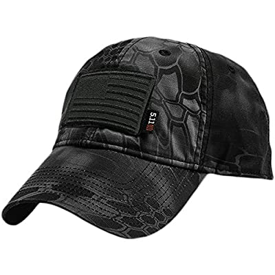 Gadsden and Culpeper 5.11 Kryptek typhon Tactical Cap & Patch Bundle