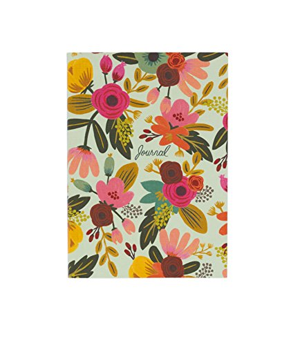 Rifle Paper Co. Mint Floral Journal by Rifle Paper Co. by Plus Rifle Paper Co. (Image #1)