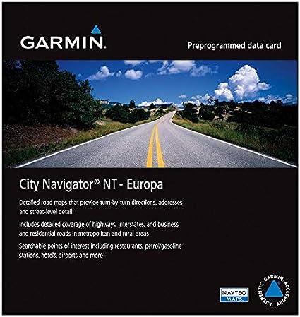 Amazon.com: Garmin City Navigator Europe NT: Hamilton Digital