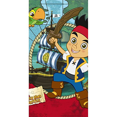 Pirate Party Table Cover (Jake and the Never Land Pirates Table Cover)