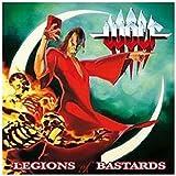 Wolf: Legions of Bastards (Ltd.Edt.) (Audio CD)