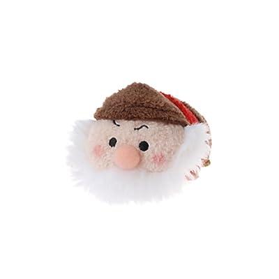 Disney Exclusive Tsum Tsum 3.5 Inch Mini Plush Grumpy: Toys & Games