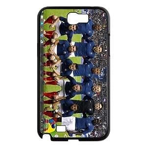 Samsung Galaxy Note 2 N7100 Phone Case Creative France World Cup 2014 Team AQ055118