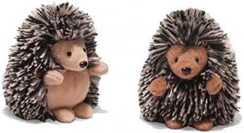 """Qwilly the Porcupine Feel Better 3/"""" Gund"""