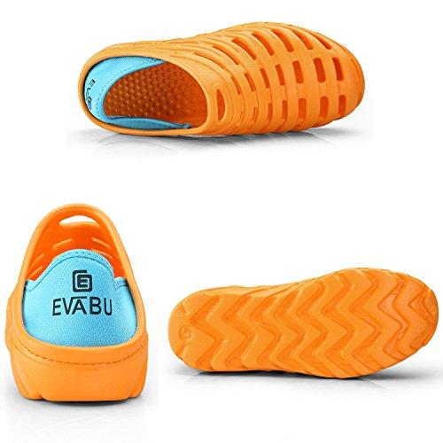 Interior Zapatillas Exterior Amarillo Zapatos Hacia Las Del Hombre Playa De Jardín Speedeve Sandalias Deporte Ahueca Fuera Deslizador Zuecos Para Acuático 5qZaHwCfx