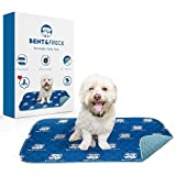Cheap Bent&Freck Washable Potty Pads Reusable Pee Pads Perfect for Dogs and Puppies – 28×32 Inches –  Great for House Training Your Puppy – Great for Pet Beds