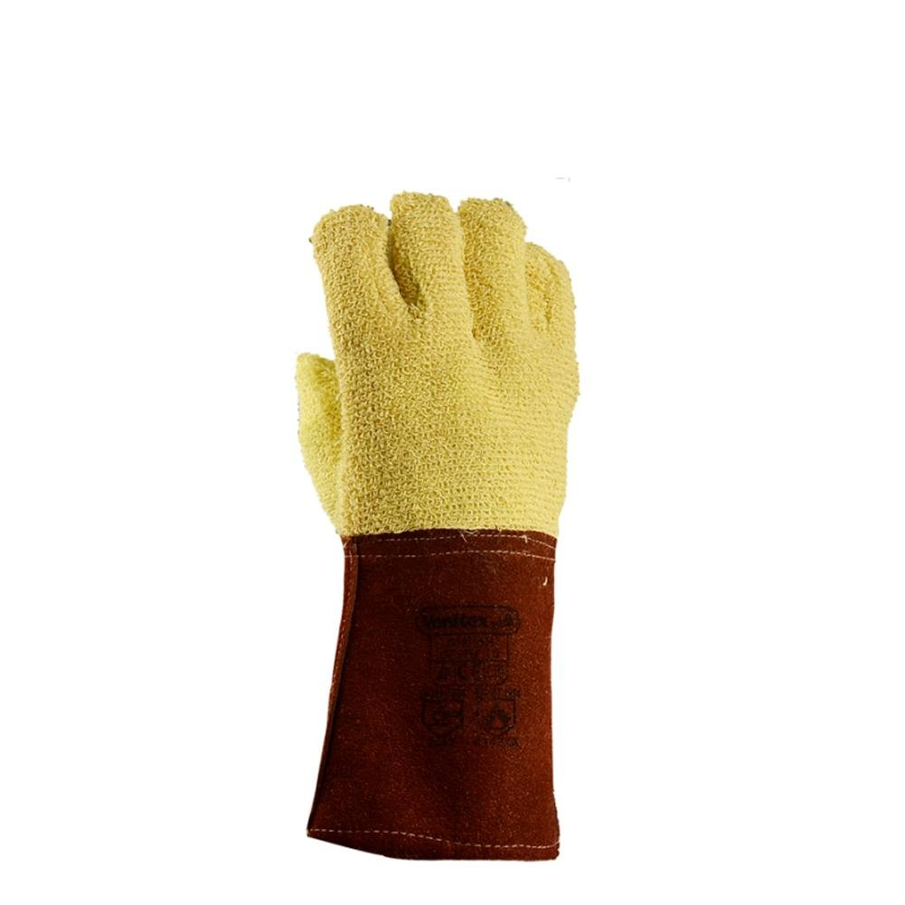 Thickening factory operations dedicated anti-high temperature anti-cutting insulation anti-tear protection labor insurance gloves by LIXIANG (Image #5)