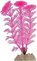 AQUARIA Tetra Glofish Plant, Floral Pink, Small