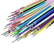Ohuhu 60 Gel Ink Refills for Gel Pens