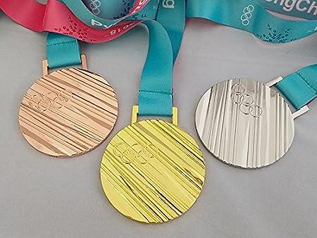 平昌オリンピック 金メダル・銀メダル・銅メダル レプリカフルセット 冬季五輪