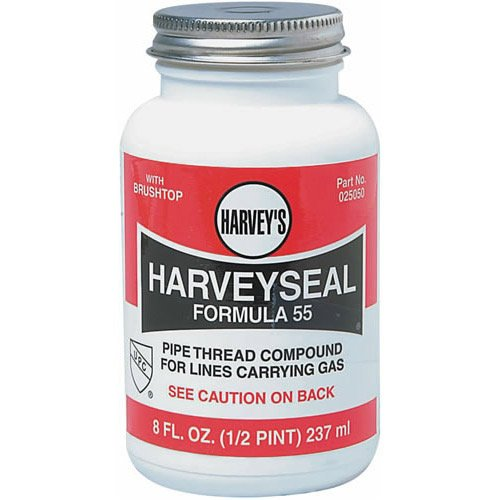 Harvey 025050 Pipe Thread Sealing Compound WM HARVEY CO