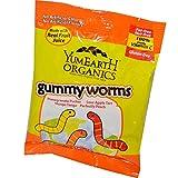 Yummy Earth, Organics, Gummy Worms, 12 Packs, 2.5 oz