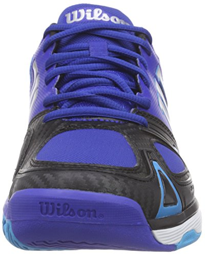 negro multicolor Evo azul Mehrfarbig navegar de web por Wilson Rush masculino la buceo tenis xHwPnIqvT