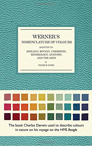 Werner's Nomenclature of Colours: Adapted to Zoology, Botany, Chemistry, Mineralogy, Anatomy, and the Arts cover