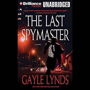 The Last Spymaster Audiobook
