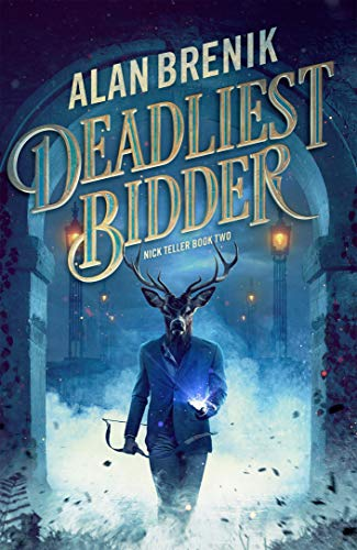 Deadliest Bidder by Alan Brenik