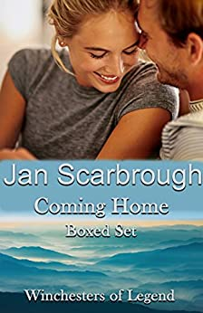 Coming Home (The Winchesters of Legend Boxed Set) by [Scarbrough, Jan]