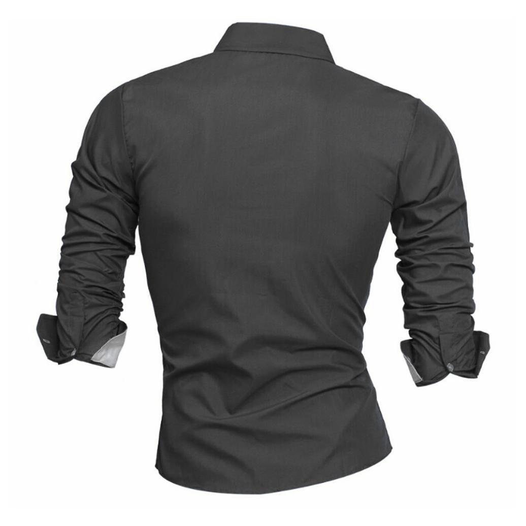 Amazon.com: VIASA - Camisa de manga corta para hombre de ...
