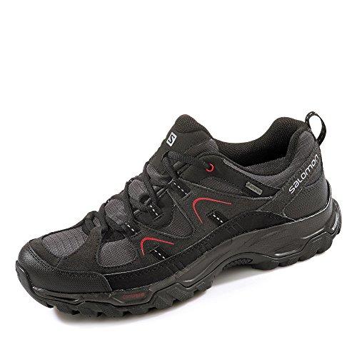 Salomon Fortaleza Gtx - Chaussures À Lacets Plates Pour Hommes