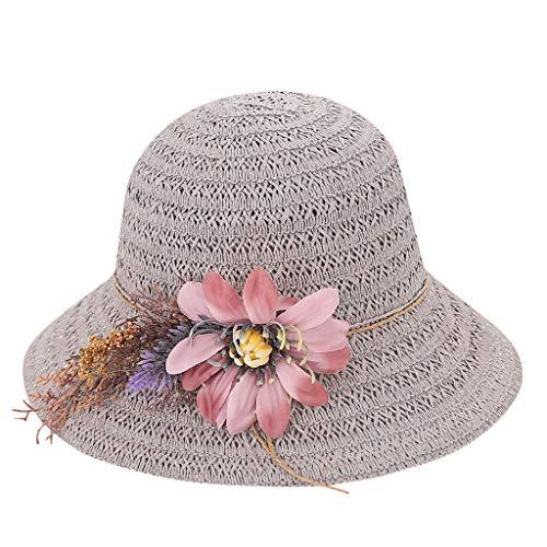 hositor Kentucky Derby Hat, Women's Organza Church Kentucky