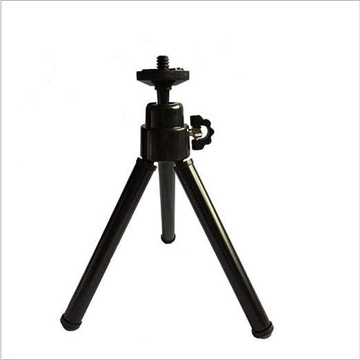 LDDOTR Trípode para cámara y teléfono, Soporte Extensible y ...