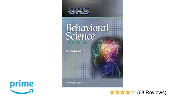 Brs behavioral science reddit