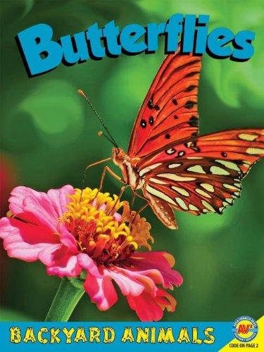 Download Butterflies (Backyard Animals) pdf