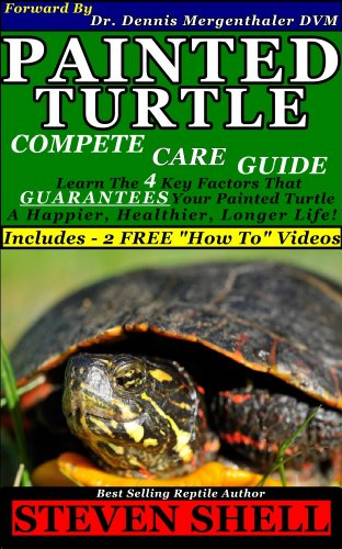 Painted Turtle Complete Care - Painted Turtle Eastern