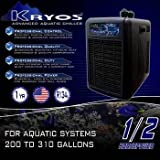 Deep Blue Professional ADB50060 Kryos Advanced Aquatic Chiller, 1/2 HP