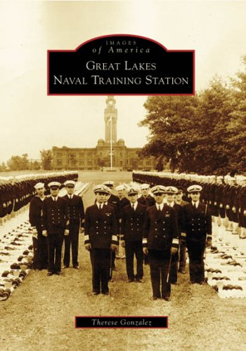 Great Lakes Naval Training Station (Images of America: Illinois) ebook