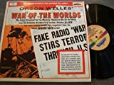 The Mercury Theater on the Air: War of the Worlds Bernard Herrmann 2 LP Set 1938