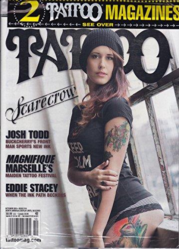 OCTOBER 2015 TATTOO MAGAZINE ISSUE