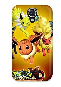 Ideal ZippyDoritEduard Case Cover For Galaxy S4(pokemon), Protective Stylish Case
