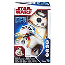 Star Wars - Figura Deluxe BB-8, episodio 8 (Hasbro C1439EU4)