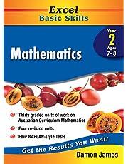Excel Basic Skills Workbook: Mathematics Year 2