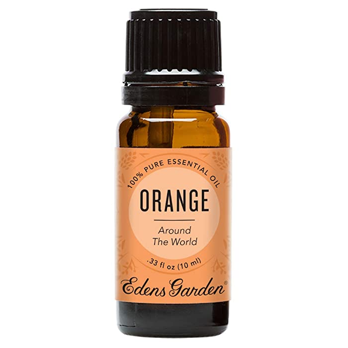Edens Garden Orange Around the World, Essential Oil Synergy Blend, 100% Pure Therapeutic Grade, 10 ml