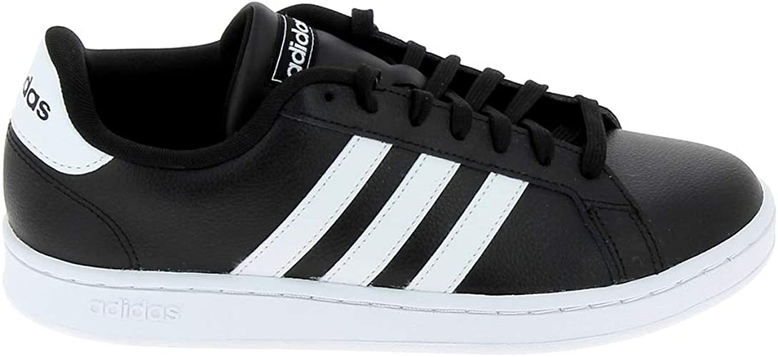 adidas homme grand court noires