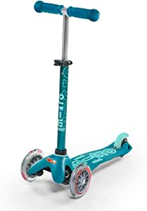 Micro Kickboard - Mini Deluxe 3-Wheeled, Lean-to-Steer, Swiss-Designed Micro Scooter for Kids, Ages 2-5
