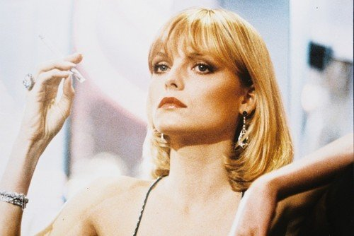 Michelle Pfeiffer 24x36 Poster Scarface