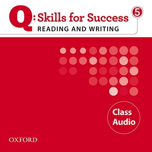 Q: Skills for Success 5 Reading & Writing Class Audio