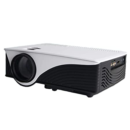 Proyector pequeño Inteligente, proyector HD portátil en casa ...