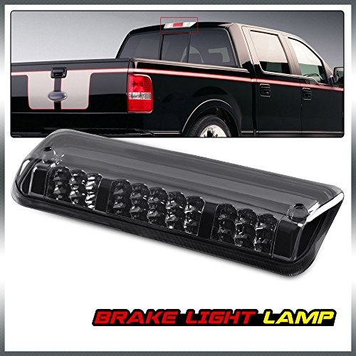 HOUSING REAR 3RD CENTER BRAKE+CARGO LED TAIL LIGHT FOR 04-08 F150/EXPLORER