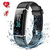 Best Fitness Trackers - Fitness Tracker AISIRER Color Screen Smart Bracelet Review