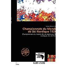 Championnats Du Monde de Ski Nordique 1926
