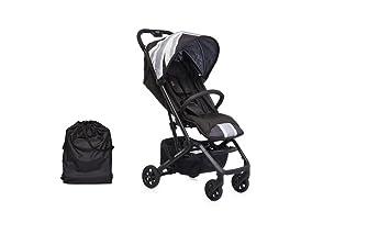 Easywalker Mini XS vintage BW 2018 Cochecito Ligero de Lusso 0 - 4 años con bolsa transporte, toalla lluvia, tamaños de equipaje de mano: Amazon.es: Bebé