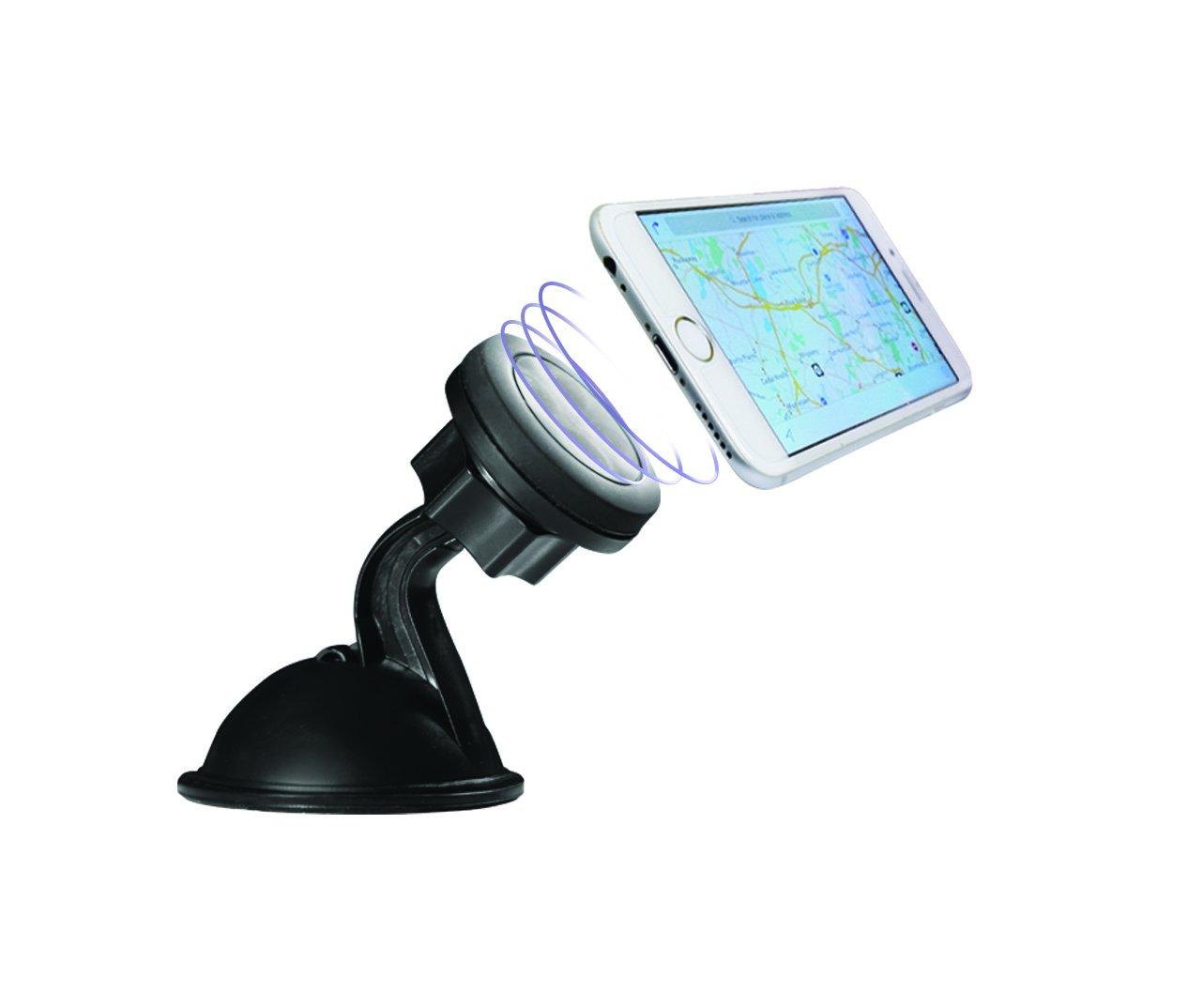 HandiHolder HH-1002 Black Universal Phone Mount