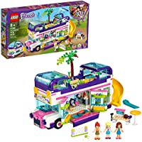 778-Pieces LEGO Friends Friendship Bus Heartlake City Toy Playset