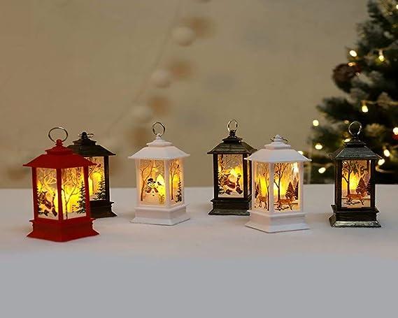 Christmas Lanterns.Amazon Com Antiqued Copper Lantern Electric Kerosene Elk