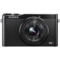 FUJIFILM premium compact digital camera XQ2 black XQ2B [International Version, No Warranty]